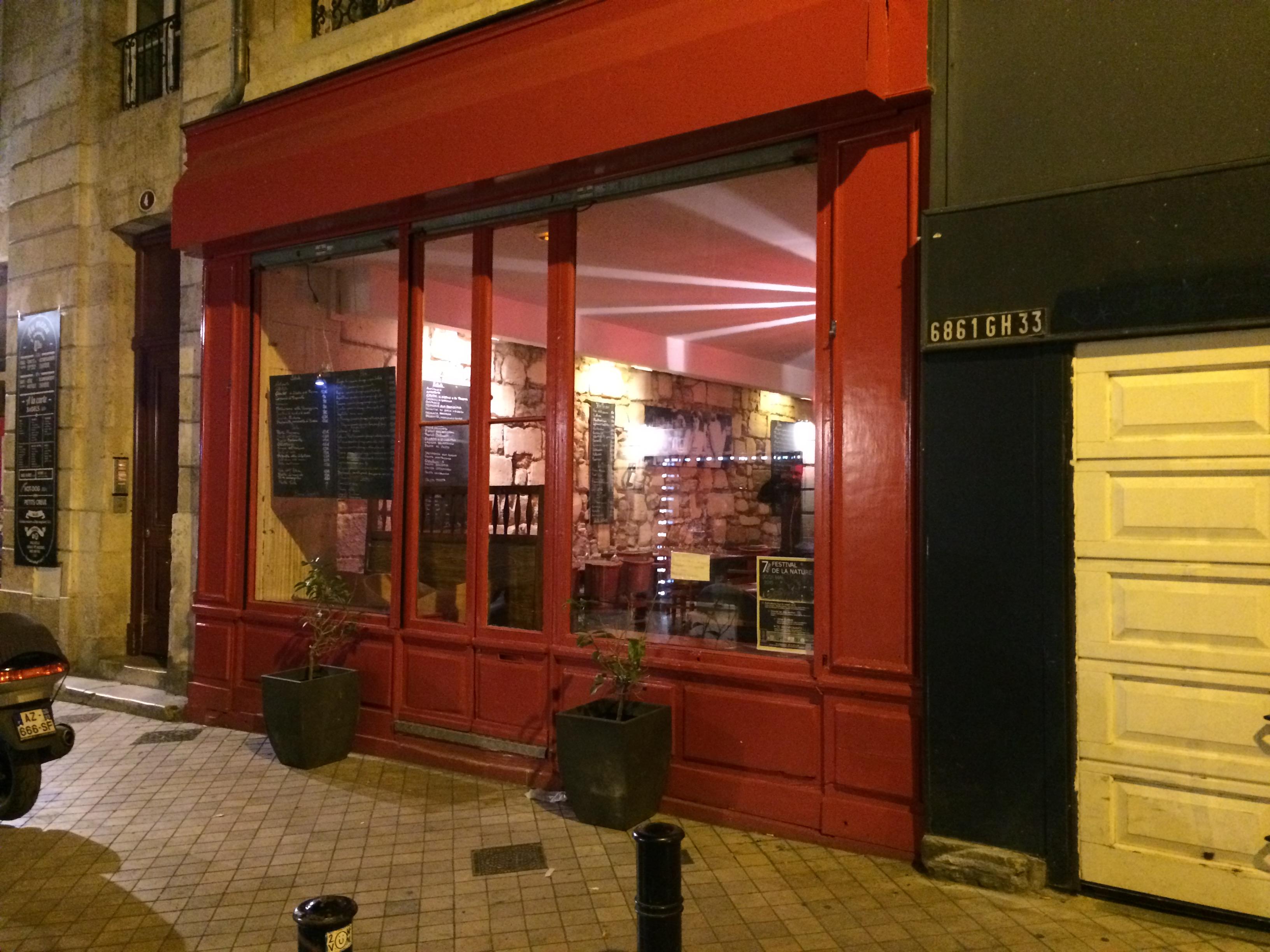 Restaurant Lille Calme